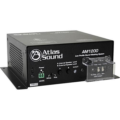 Atlas Sound AM1200 Low Profile Sound Masking System