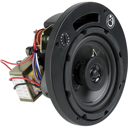 "Atlas Sound FA42T-6MB 4"" 16W at 70.7V/100V Ceiling Speaker Motor Board Assembly"