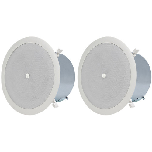 "Atlas Sound Strategy Series II Coaxial Tuned & Ported In-Ceiling System (6"" Pair)"