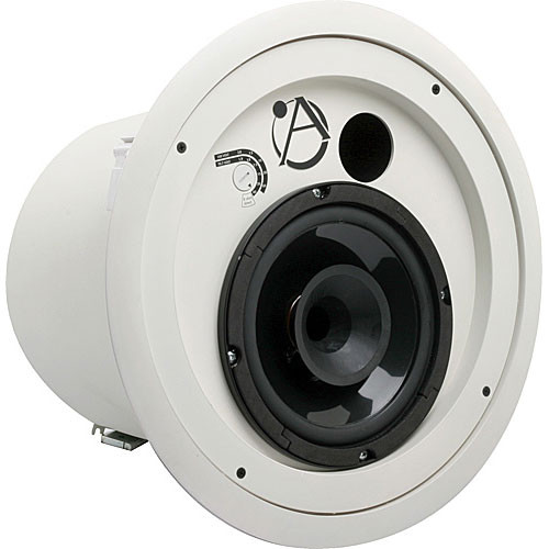 Atlas Sound FAP8CXT Coaxial Speaker System with Transformer