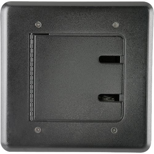Atlas Sound FB4-XLRF Microphone Outlet Floor Box for Stages and Studios