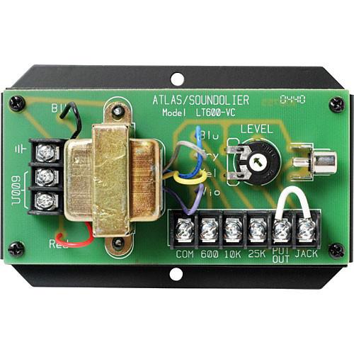Atlas Sound LT600-VC Phone to Line Matching Transformer