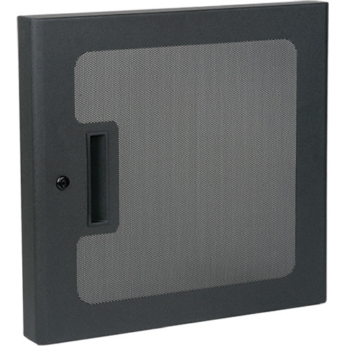 "Atlas Sound MPFD10 1"" (2.54 cm) Vented Rack Door for WMA 10 RU Wall Mount Cabinets"