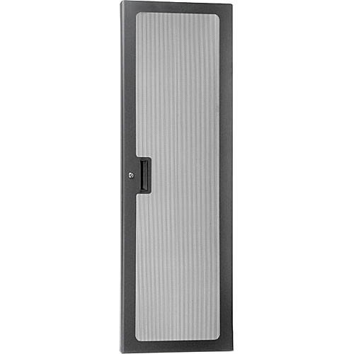 Atlas Sound MPFD35-3 Micro Perforated Steel Door for 35 Rack-Unit Atlas Racks