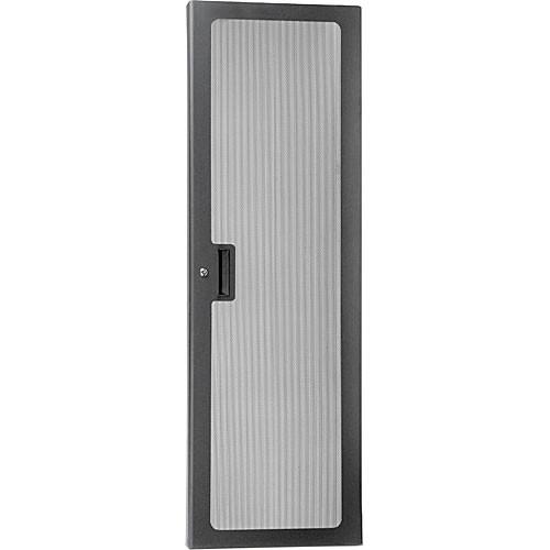 Atlas Sound MPFD44 Micro Perforated Steel Door for 44 Rack-Unit Atlas Racks
