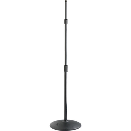 Atlas Sound MS-43E Adjustable Microphone Stand (Ebony)