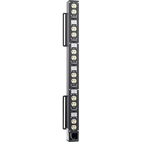 Atlas Sound SACS-5 Duplex Outlet Strip