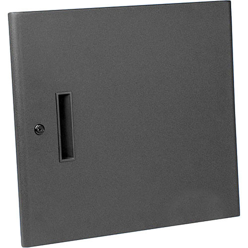 Atlas Sound SFD16 Solid Front Door for WMA Series Racks (16U)