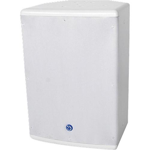 "Atlas Sound SM8CXT 8"" Coaxial Speaker with Internal Transformer (White)"
