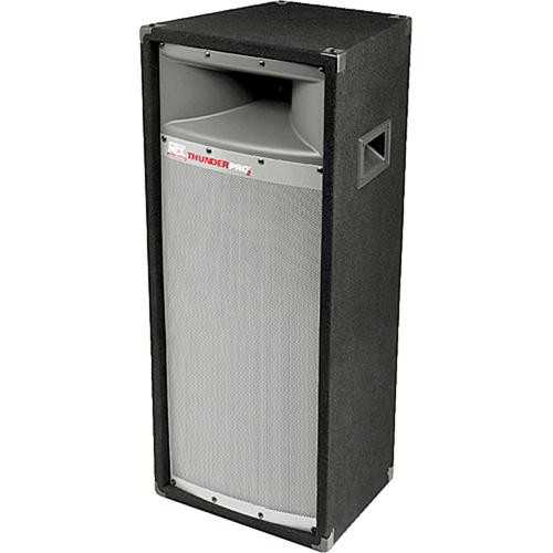 """Atlas Sound TP2400 MTX ThunderPro Dual 12"""" Full Range 2-Way Speaker System"""