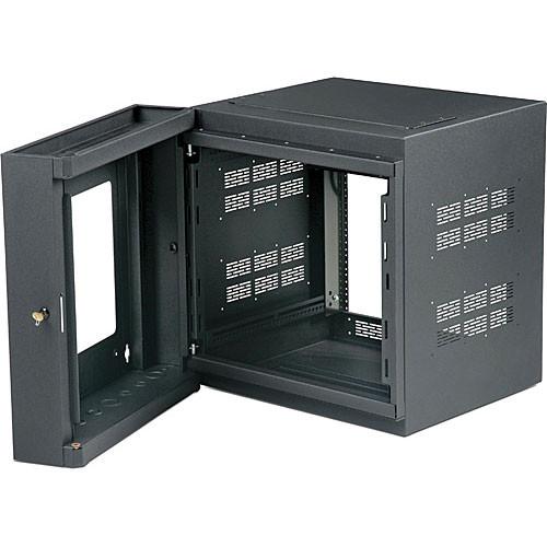 "Atlas Sound WMA-10-23 23.5"" Deep Wall Cabinet (10U)"