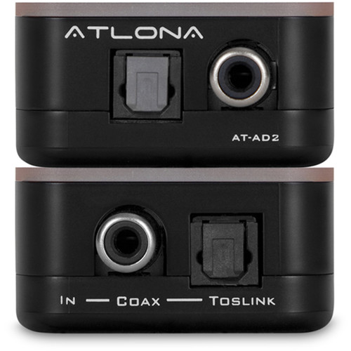 Atlona Optical/Digital Coaxial 2-Way Converter