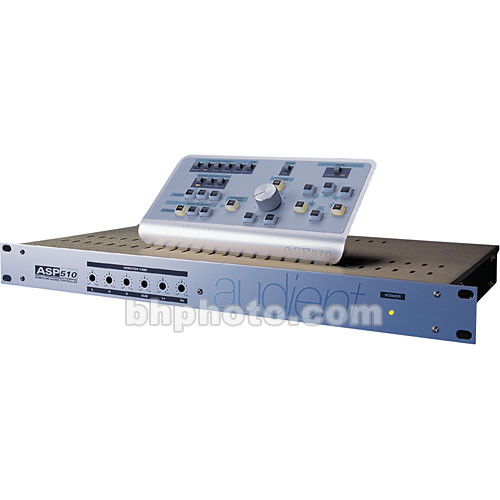 Audient ASP510 - Rack Mountable Surround Sound Controller