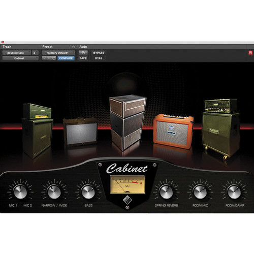 Audio Ease Cabinet - Speaker Cabinet Convolution Plug-In