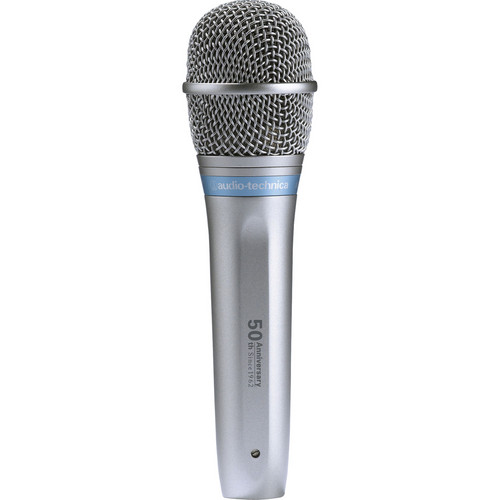 Audio-Technica AE-4100/LE 50th Anniversary Edition Vocal Microphone