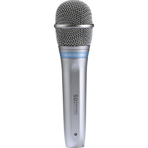 Audio-Technica AE-4100/LE 50th Anniversary Edition Vocal Microphone