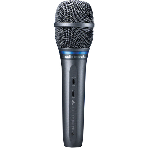 Audio-Technica AE-5400 Condenser Handheld Microphone