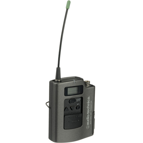 Audio-Technica AEW-T1000A Wireless UniPak Transmitter (Band D: 655.500 MHz to 680.375 MHz)