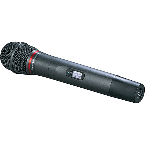 Audio-Technica AEW-T4100A Cardioid Handheld Microphone Transmitter