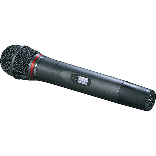 Audio-Technica AEW-T6100A Hypercardioid Handheld Microphone Transmitter