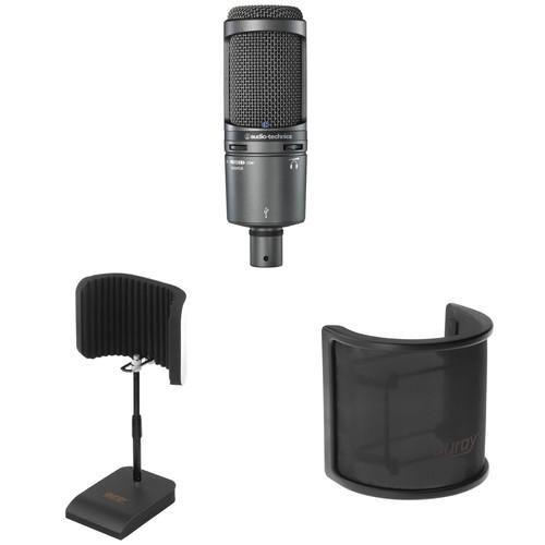 Audio-Technica AT2020 USB+ Desktop Pack Kit