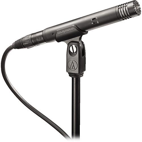 Audio-Technica AT4021 Cardioid Condenser Microphone