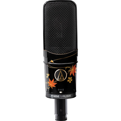 Audio-Technica AT4050URUSHI Limited Edition Multi-Pattern Condenser Microphone