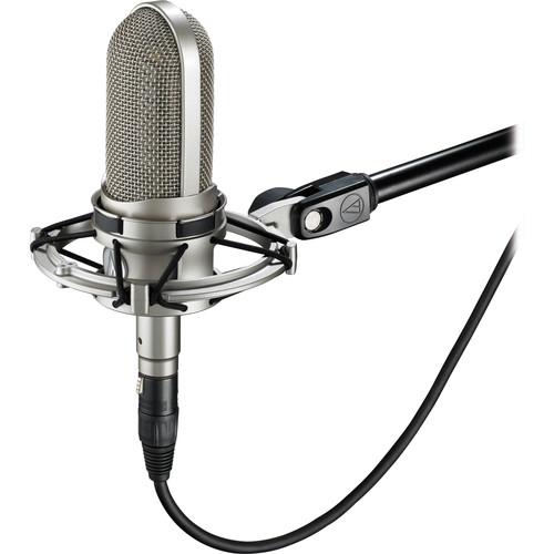 Audio-Technica AT4080 Bidirectional Active Ribbon Microphone