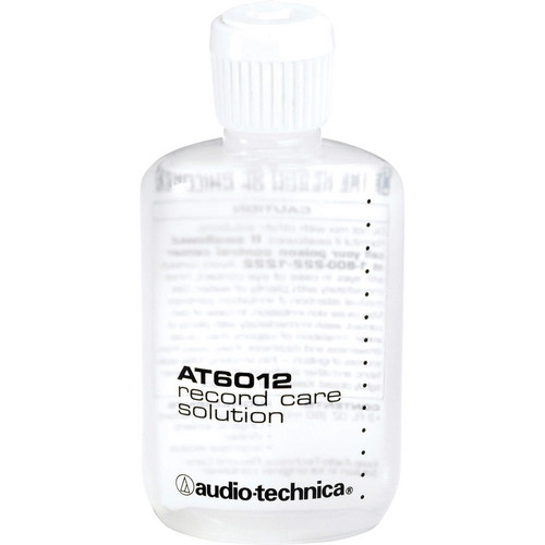Audio-Technica AT634 Vinyl Record Cleaning Solution