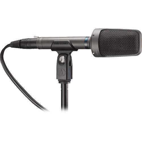Audio-Technica AT8022 X/Y Stereo Phantom and Battery Powered Field Microphone