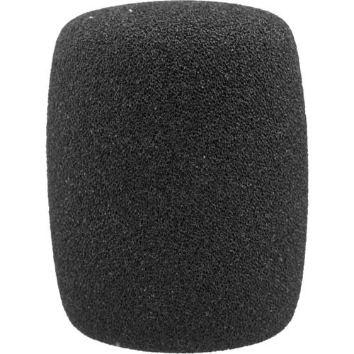 Audio-Technica AT8101 Cylindrical Foam Windscreen (Black)