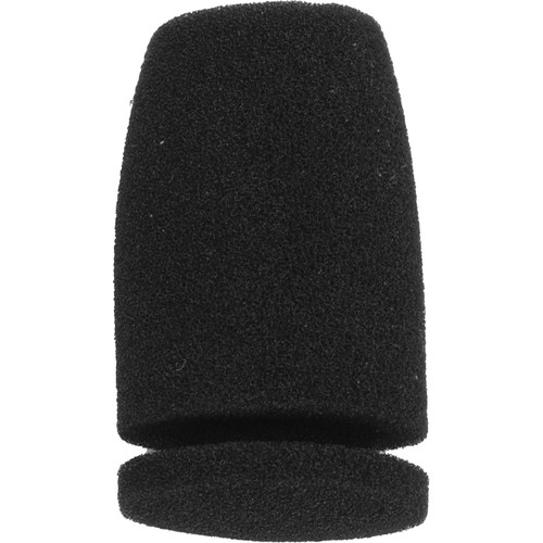 Audio-Technica 2-Stage Foam Windscreen (Small/Black)