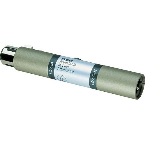 Audio-Technica AT8202 In-Line Attenuator