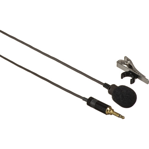 Audio-Technica AT829mW Cardioid Condenser Lavalier Microphone for PRO-88 Transmitter