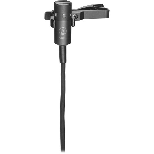 Audio-Technica AT831cT4 Miniature Lavalier Microphone