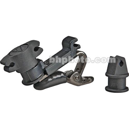 Audio-Technica Metal Lavalier Microphone Clip (Black)