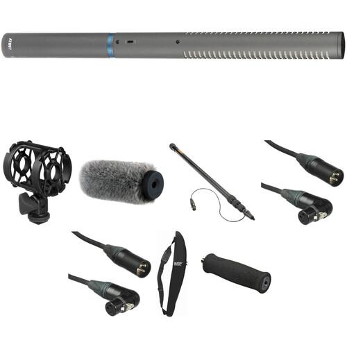 Audio-Technica AT897 Shotgun Microphone Location Recording Kit