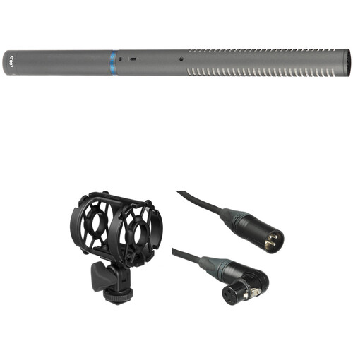 Audio-Technica AT897 - Shotgun Microphone Kit