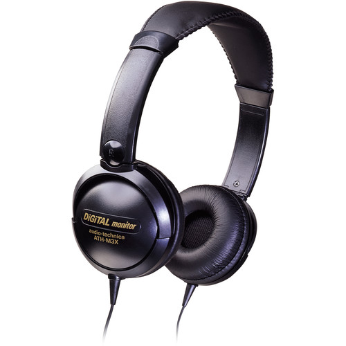 Audio-Technica ATH-M3X Headphone