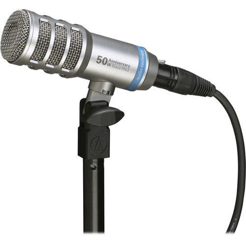 Audio-Technica ATM25/LE Limited Edition Hypercardioid Dynamic Instrument Microphone