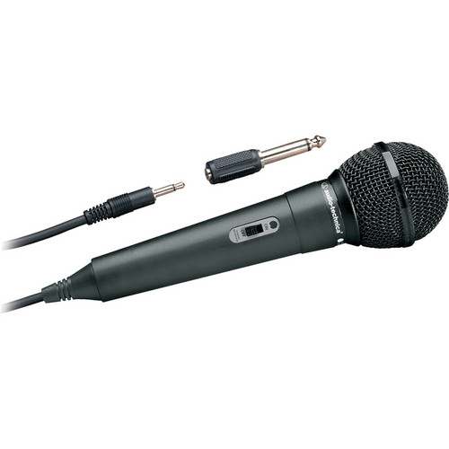 Audio-Technica ATR1100 Cardioid Dynamic Handheld Microphone