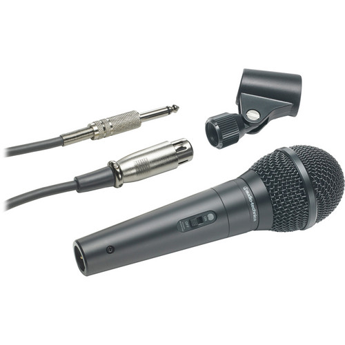 Audio-Technica ATR1300 Cardioid Handheld Dynamic Microphone