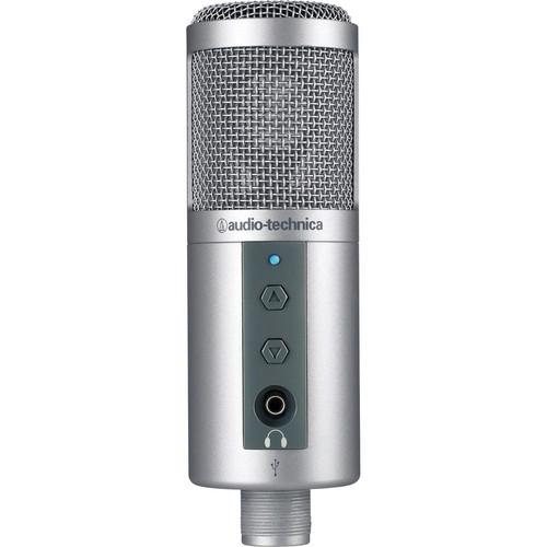 Audio-Technica ATR2500-USB Condenser USB Microphone