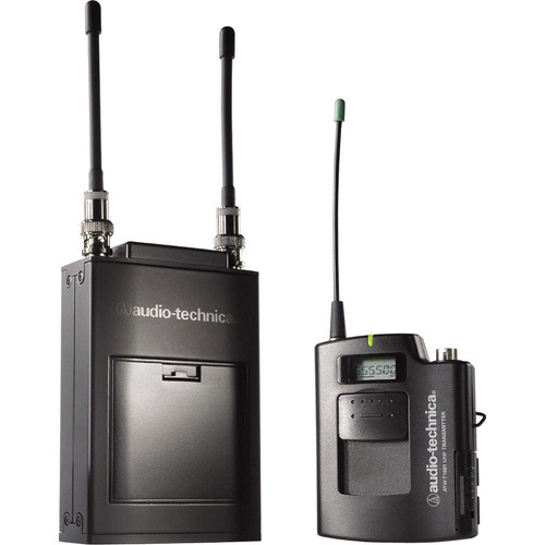 Audio-Technica ATW-1811D - Wireless Microphone System