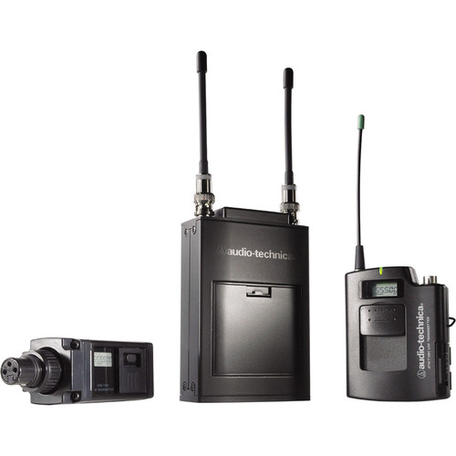 Audio-Technica ATW-1813D Wireless Microphone System