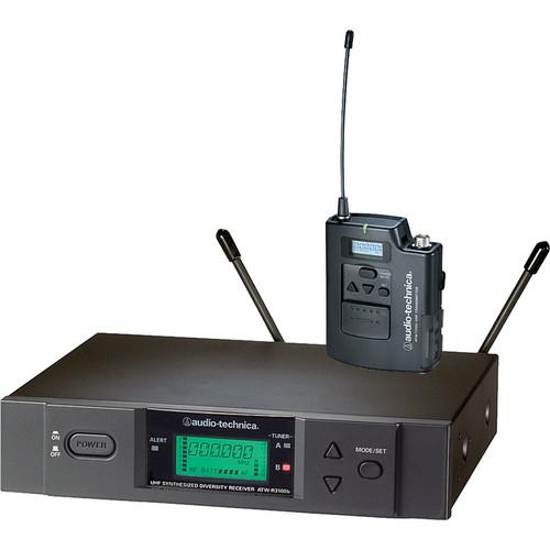 Audio-Technica ATW-3110b Wireless Body-Pack System