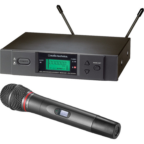 Audio-Technica ATW-3141bI Wireless Handheld System