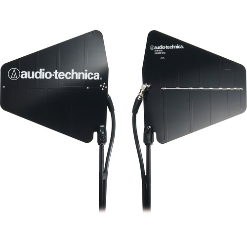Audio-Technica ATW-A49 UHF LPDA Antennas (Pair)