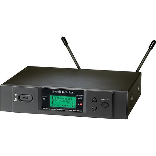 Audio-Technica ATW-R3100bI True Diversity UHF Wireless Receiver