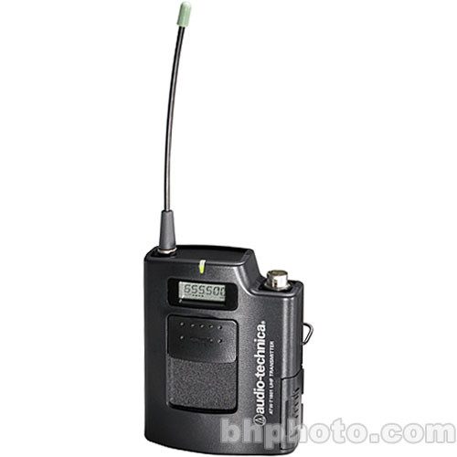 Audio-Technica ATW-T1801 - Portable Bodypack Transmitter